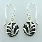Skin Friendliness Silver Earrings