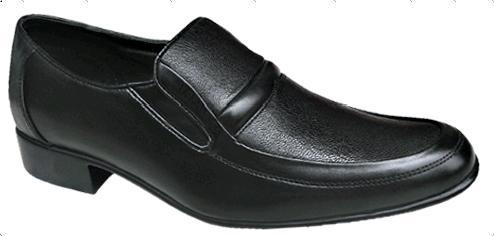 Black Color Mens Formal Shoes