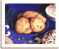 Cashew White Choc Cookies