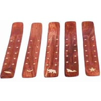 Eco Friendly Wooden Incense Holder