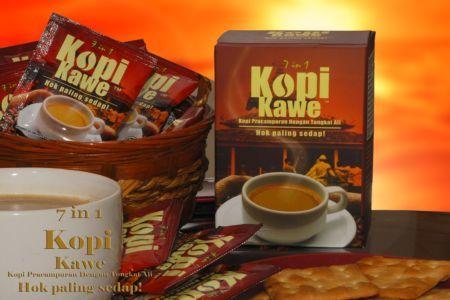 Kopi Kawe Blend Coffee