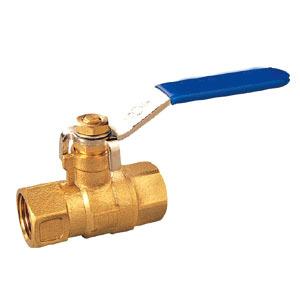 Anti Corrosion Brass Ball Valve