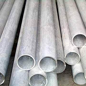 Stainless Steel Pipe in  Nanubhai Desai Road (Fort)