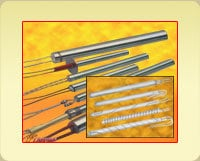 Corrosion Resistance Radiant Heaters
