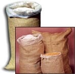 Polylined Or Poly Laminated Sacks