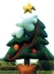 PVC Coated Nylon Christmas Tree