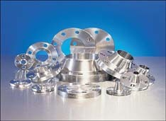 Stainless Steel Flanges in  Gulalwadi