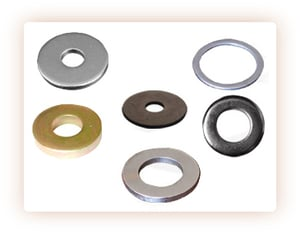 Round Plain Punched Washers