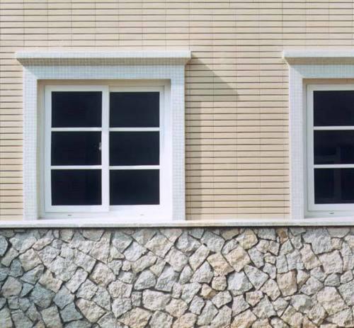 6 Panel U-Pvc Windows