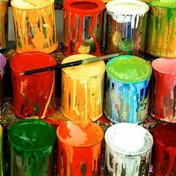 Water Thinnable Paints