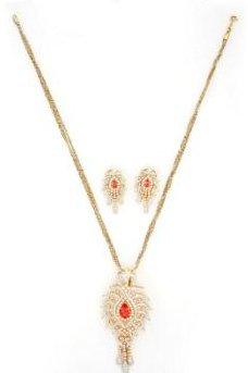 4d8d66b2136bf Designer Diamond Pendant - GRT THANGAMALIGAL JEWELLERY PRIVATE ...