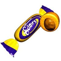 Rich Taste Chocolate Eclairs Candy
