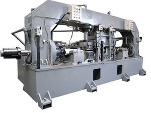 Super Pressure Tube Double Ends Expanded And Reduced Machine
