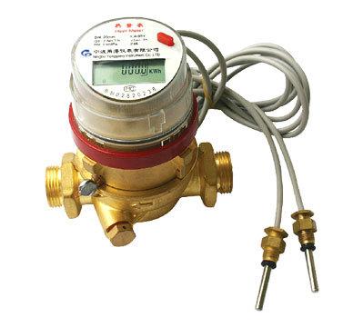 Single Jet Dry Type Water Meter