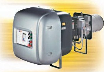 Modubloc Mb Se Series Modulating Gas Burners