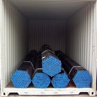 Cold Drawn And Hot Rolled Seamless Steel Pipe
