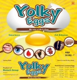 Yolky Egg