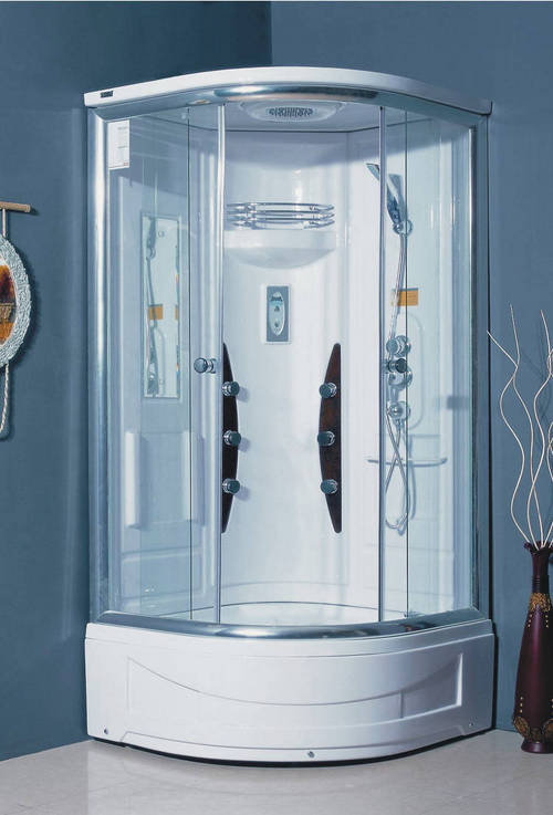 Computer Controlled Shower Room