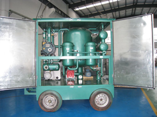 HY Series Vacuum Turbine Oil Reclaiming Equipment