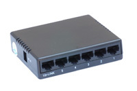 5-Port Fast Ethernet Networking Switch