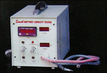 Battery Capacity Tester in  Jhilmil Res. Colony (Shahdara)