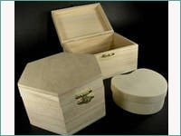 Table Boxes