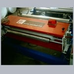 CORONA TREATER FOR ON-LINE FLEXOGRAPHIC PRINTING & CUTTING MACHINE