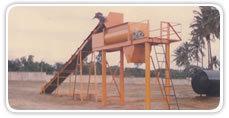 Pug Mill Mixing Unit