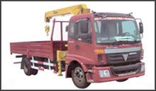 Lorry Loading Crane Service