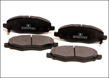 Asbestos Free Brake Disc Pad