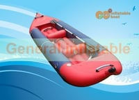 Vinyl Inflatable Kayaks With Carry Bag