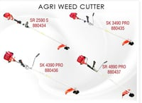 Agri Weed Cutters
