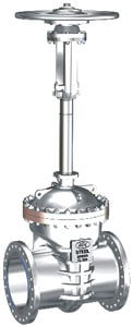 Cyrogenic Service Gate Valves