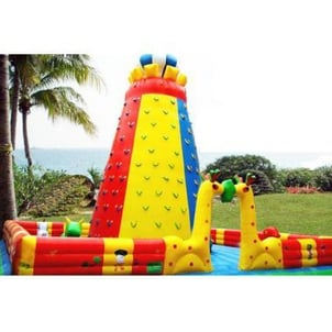Multicolor Inflatable Climbing Toys