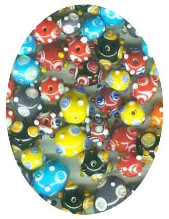 Multi Color Mix Beads