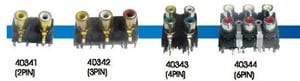 RCA Pin Jack (Audio And Video)