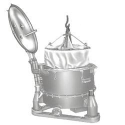 Lifting Bag Type Centrifuge Machine