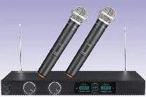 Easy To Carry Uhf Wireless Microphone
