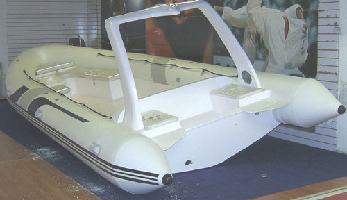 Finest Quality Rigid Inflatable Yacht