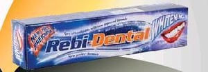 Toothpaste Packaging Boxes