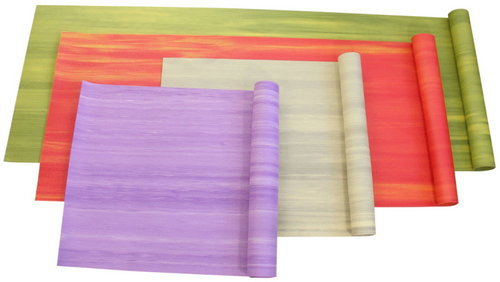 Non-Toxic Dual Colors Yoga Mat