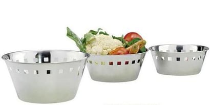 Eco Friendly Stainless Steel Basket