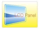 Laptop LCD Panels