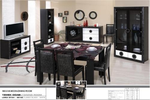 Rectangular Shape Dining Table