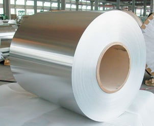 Stainless Steel Silver Coil
