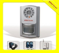 GSM MMS Burglar System with PIR & Built-In Infrared Camera