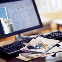 Milk Accounting Software