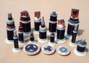 Heat Resistant Power Cable