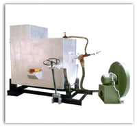 Automatic Copper Melting Furnace