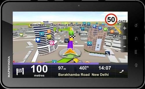 Mapmyindia GPS Navigator - HUNK ENTERPRISES, B-183, CENTRAL ... on